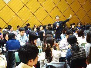 Vital Japan 月例セッション 英語での勉強会・セミナー&交流会