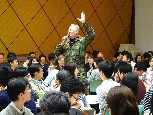 Vital Japan monthly session - Roger Sherrin