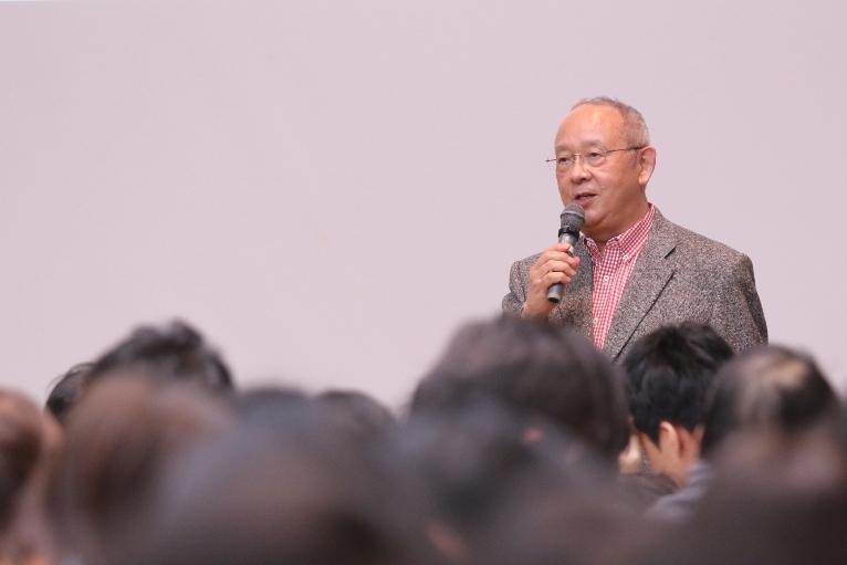 NHK ラジオ ビジネス英語 講師 杉田敏
