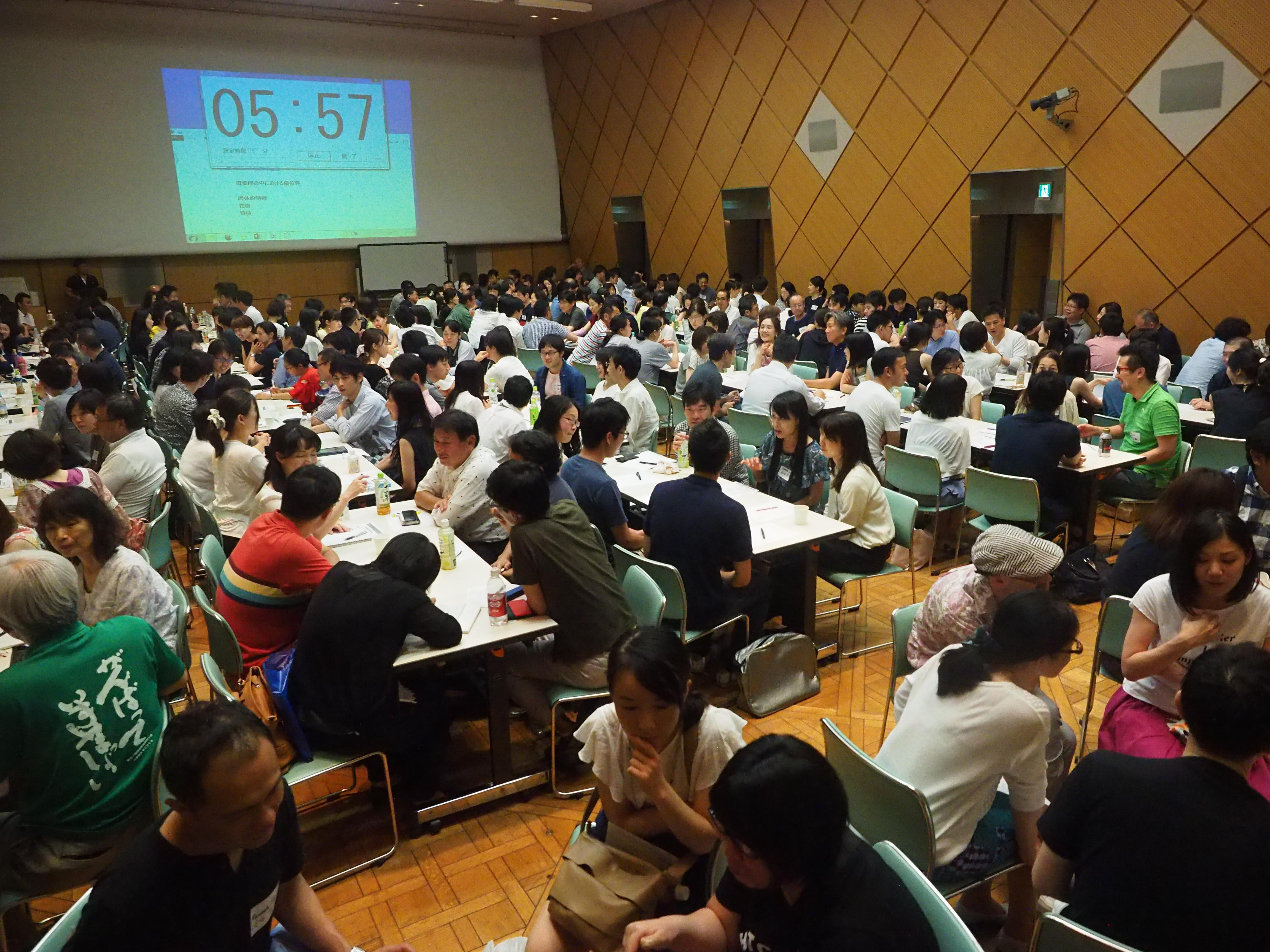 Vital Japan: 英語ディスカッション、交流会・Networking