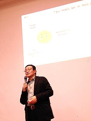 Vital Japan - English Seminar, Networking 英語セミナー・勉強会&交流会「ファシリテーション」森時彦 Dr.Tokihiko Mori