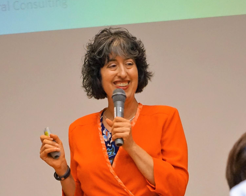 Rochelle Kopp -Vital Japan - Bilingual Professionals Network 英語セミナー 日本最大級の英語コミュニティ