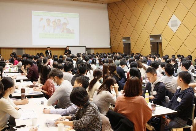 Vital English-英語勉強会,  東京・英会話サークル