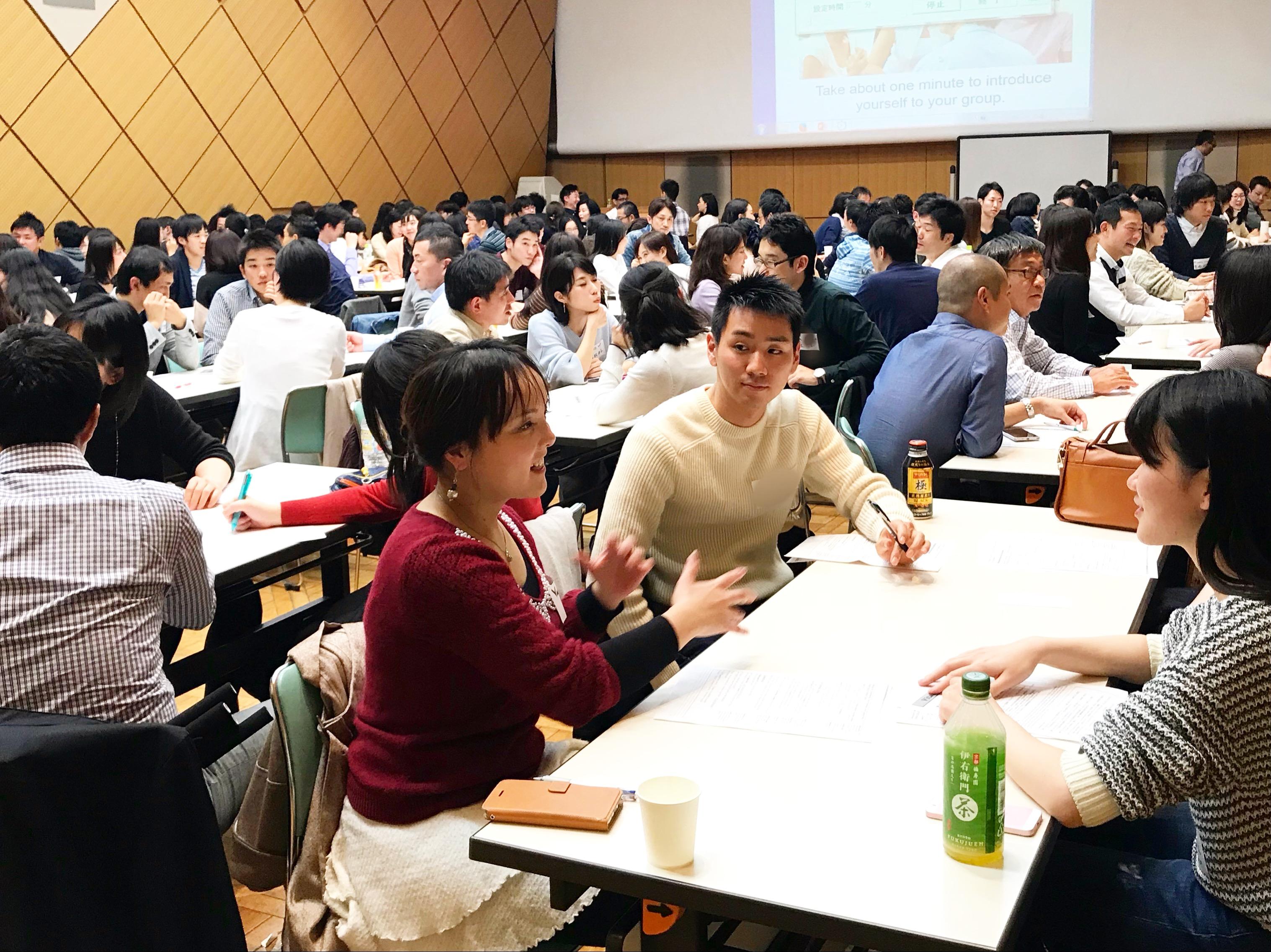 Vital English - 英語勉強会 ・ 英会話・東京