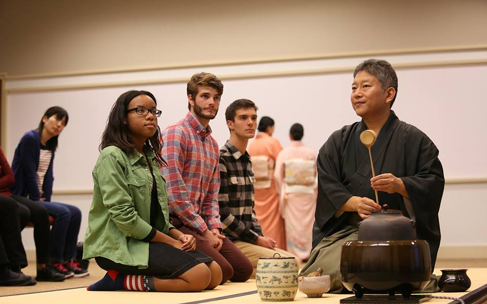 Vital Japan 英語セミナー 日本の伝統文化・茶道・グローバル人材 Networking
